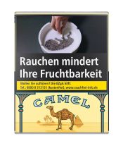 Camel Zigaretten ohne Filter (10x20er)