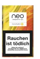 neo Zigaretten Coral Switch (Click) 7g (10x20er)