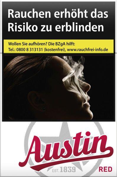Austin Zigaretten Red Cigarettes (L) (10x20er)