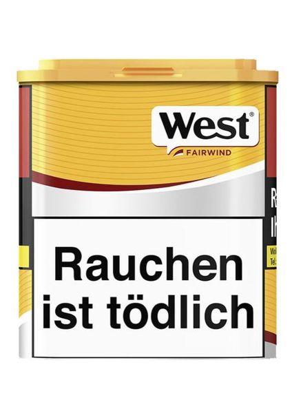 Fairwind by Players Volumentabak West Yellow Volume Tobacco (Dose á 60 gr.)
