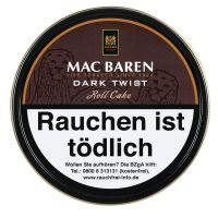 Mac Baren Pfeifentabak Dark Twist (Dose á 100 gr.)