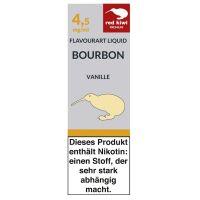 Red Kiwi E-Zigaretten Liquid Almond Medium 9mg Nikotin Mandel