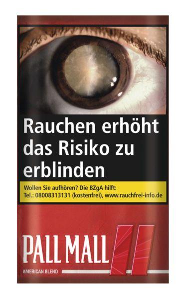 Pall Mall Zigarettentabak Roll American Blend (6x30 gr.) 5,30 € | 31,80 €
