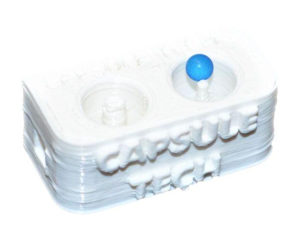 Capsule Tech Standard Kapselfüller (Aromakapseln) (Stück á 1 Stück)