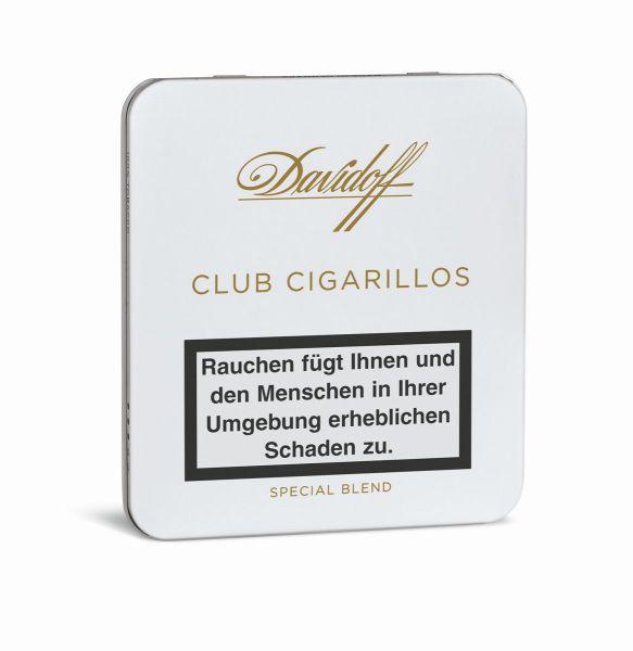 Davidoff Zigarillos Club (Schachtel á 10 Stück)