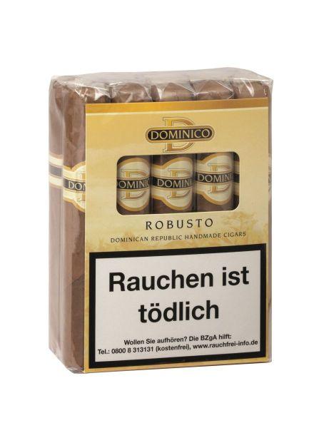 Villiger Zigarren Dominico Robusto (Schachtel á 10 Stück)