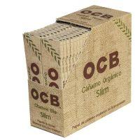 OCB Organic Hemp Slim Papier (50 x 32 Stück)
