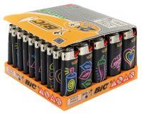 Feuerzeuge BIC Mini Diverse Motive Einweg (50 x 1 gr.)