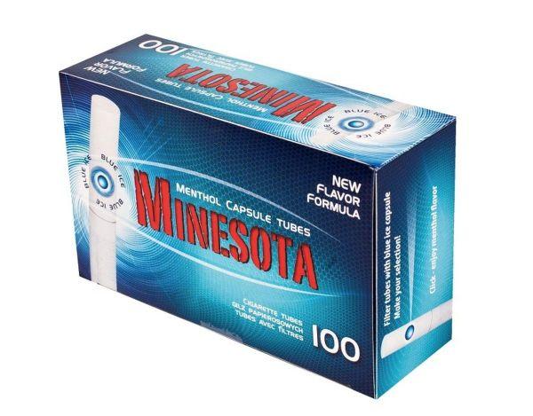 Minesota Ice-Menthol Click Filterhülsen (100 Stück)