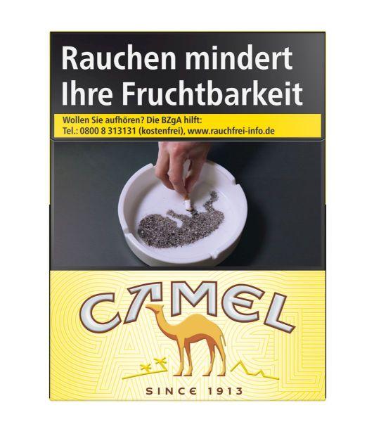 Camel Zigaretten Yellow 2XL-Box (8x26er)