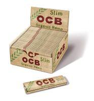 OCB Rolls Organic Hemp Slim (24 x 32 Stück)