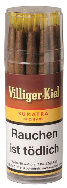 Villiger Kiel Sumatra Dose