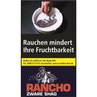 Rancho Zigarettentabak zware (5x40 gr.) 4,85 € | 24,25 €