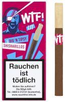 WTF! Zigarillos Shisharillo LIT Big 'n Tipsy (Packung á 5 Stück)