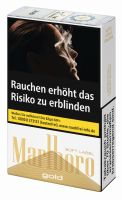Marlboro Zigaretten Gold Soft Label (10x20er)