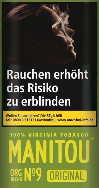 Manitou Zigarettentabak Original Org Blend No. 9 Green (5x30 gr.) 5,00 € | 25,00 €