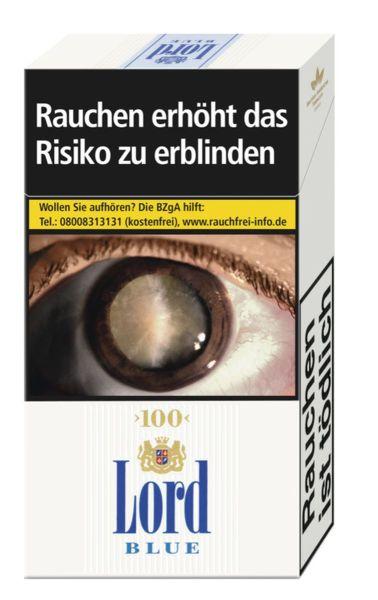 Lord Zigaretten Blue 100 (10x20er)