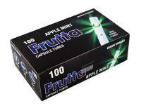 Frutta Apple Mint Click Filterhülsen Zigarettenhülsen (Schachtel á 100 Stück)