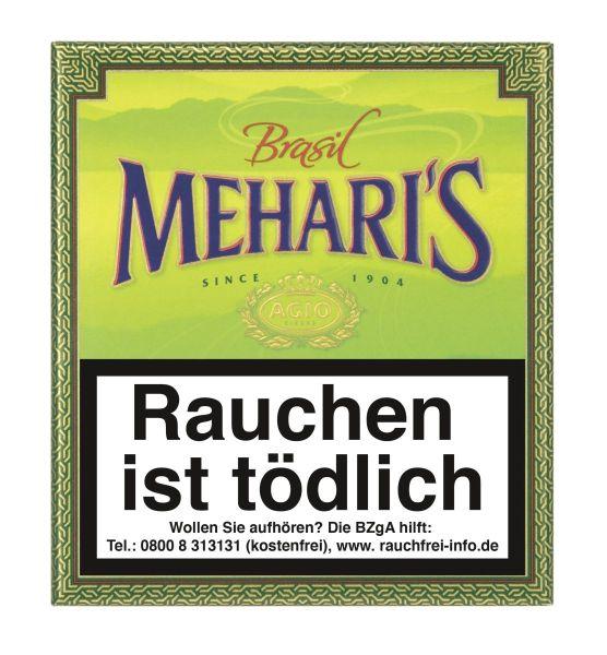 Meharis Zigarillos Agio Brasil (Schachtel á 20 Stück)