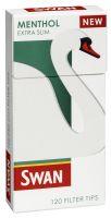Swan Menthol Filter Tips Extra Slim (20 x 120 Stück)