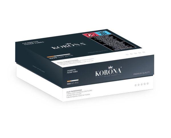 Korona Golden Crown Zigarettenhülsen (Schachtel á 1000 Stück)