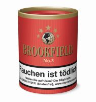 Brookfield Pfeifentabak Blend No. 3 (Dose á 200 gr.)
