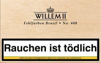 Scandinavian Zigarillos Willem II Fehlfarben 440 Brasil (Packung á 50 Stück)