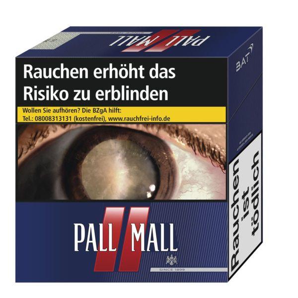 Pall Mall Red €14,- (Jumbo)