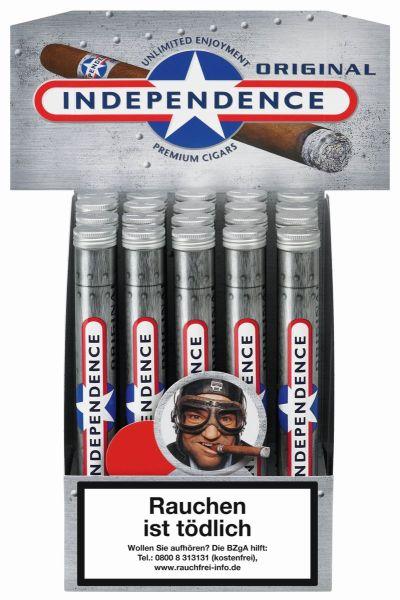 Independence Zigarren Fine Cigar Tubes (20x1 ) 2,30 € | 46,00 €