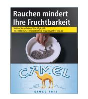 Camel Zigaretten Blue 4XL-Box (8x34er)