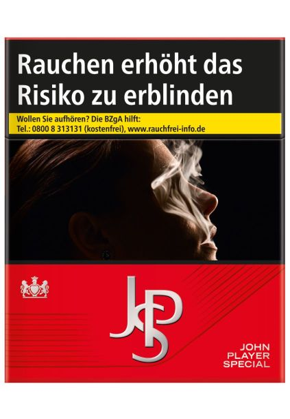 JPS Zigaretten Automat Automatenp. Red 10€ (6x34er)