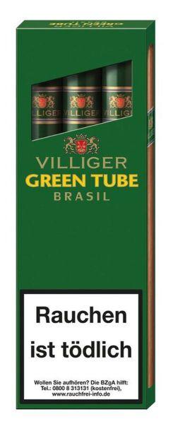 Villiger Zigarren Green Tube (Schachtel á 3 Stück)