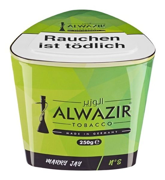 Alwazir Shisha Tabak Marry Jay No.8