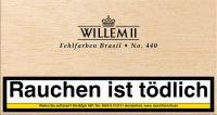 Scandinavian Zigarren Willem II Fehlfarben 440 Brasil (Packung á 100 Stück)