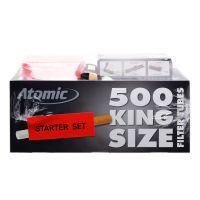 Einsteiger/Starter Set Atomic King Size Hülsen (4 teilig)