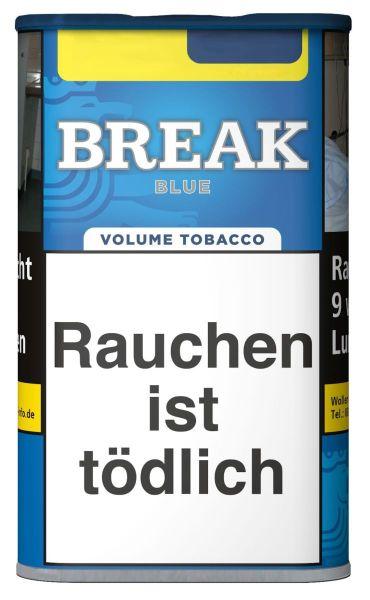 Break Volumentabak Blue Volumentabak (Dose á 75 gr.)