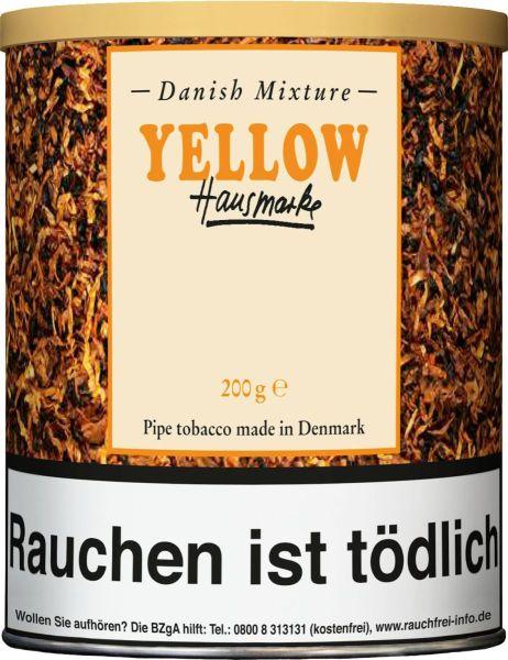 Danish Mixture Pfeifentabak Yellow Hausmarke (Dose á 200 gr.)
