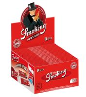 Smoking Red King Size Papier (50 x 33 Stück)