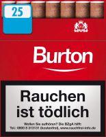 Burton Zigarillos Original Naturdeckblatt Cigarillos XL-Box (8x25 Stück) 3,00 € | 24,00 €