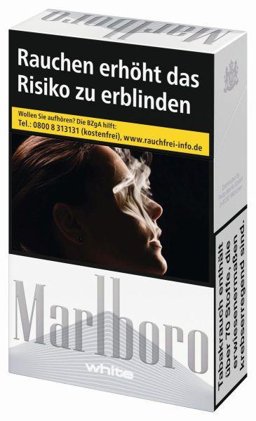 Marlboro Zigaretten White (10x20er)