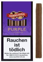 Handelsgold Zigarillos 191 Purple Zigarillos (Schachtel á 5 Stück)