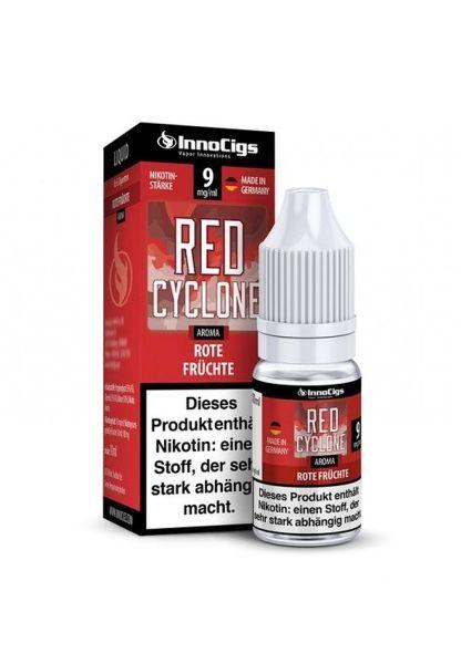 InnoCigs eLiquid Red Cyclone Rote Früchte 9mg Nikotin/ml (10 ml)